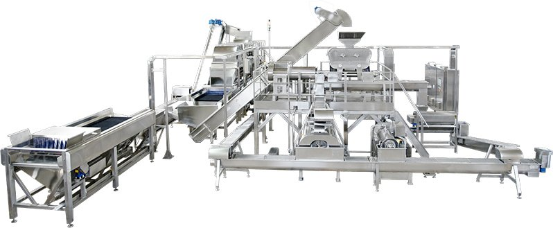 System for citrus and tropical fruit juice extraction | Fratelli Indelicato